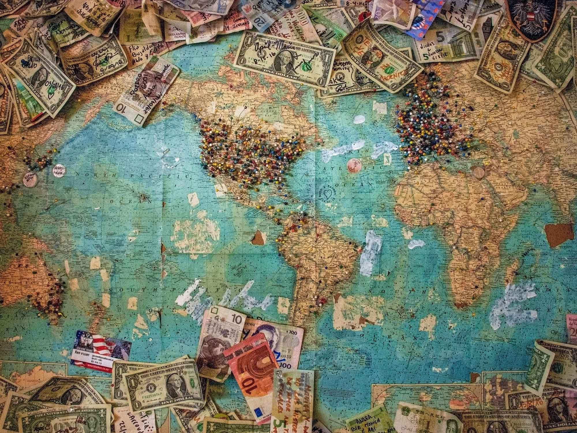 Presupuesto de viaje, vacaciones baratas