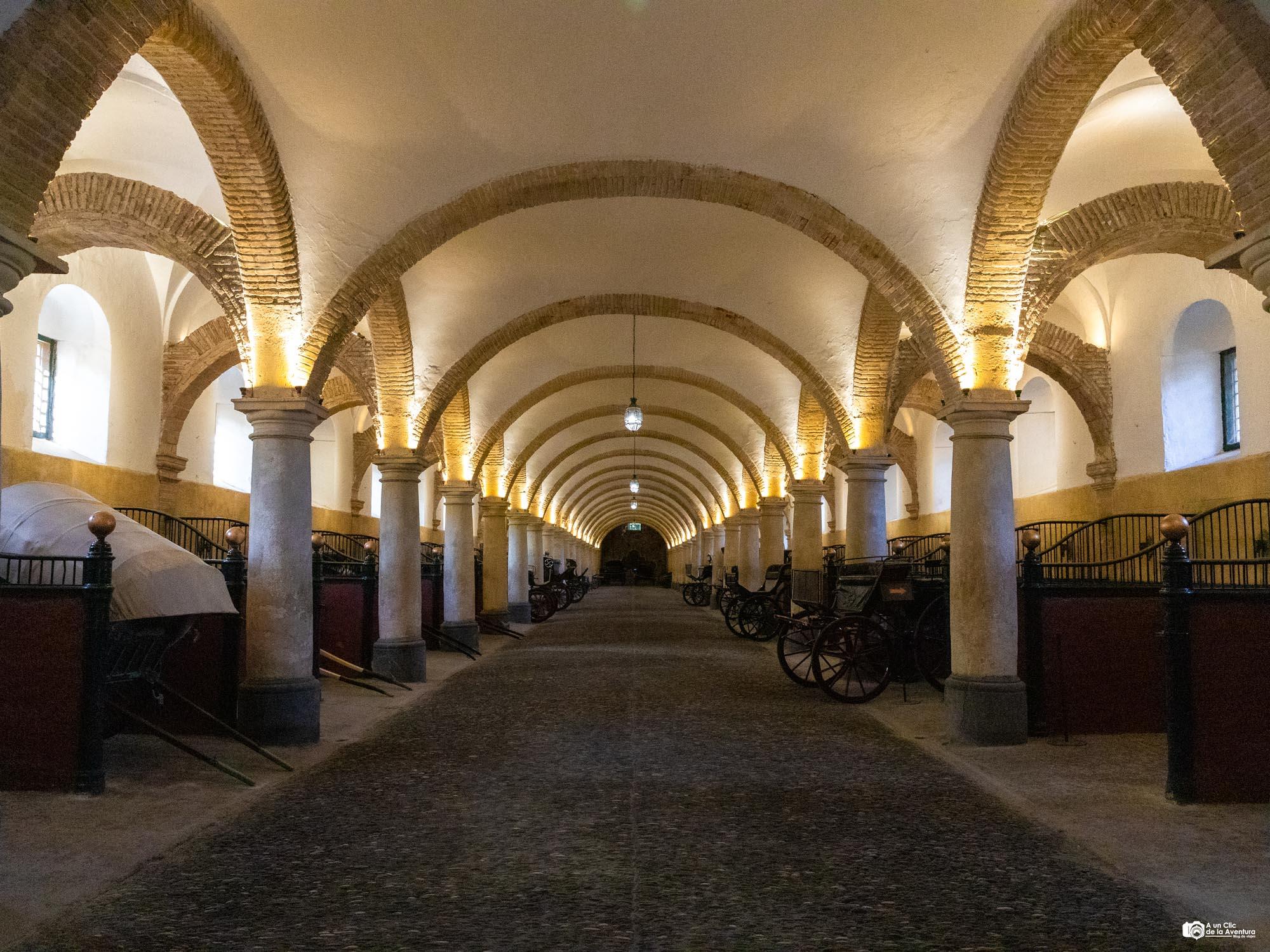 Caballerizas Reales, Córdoba