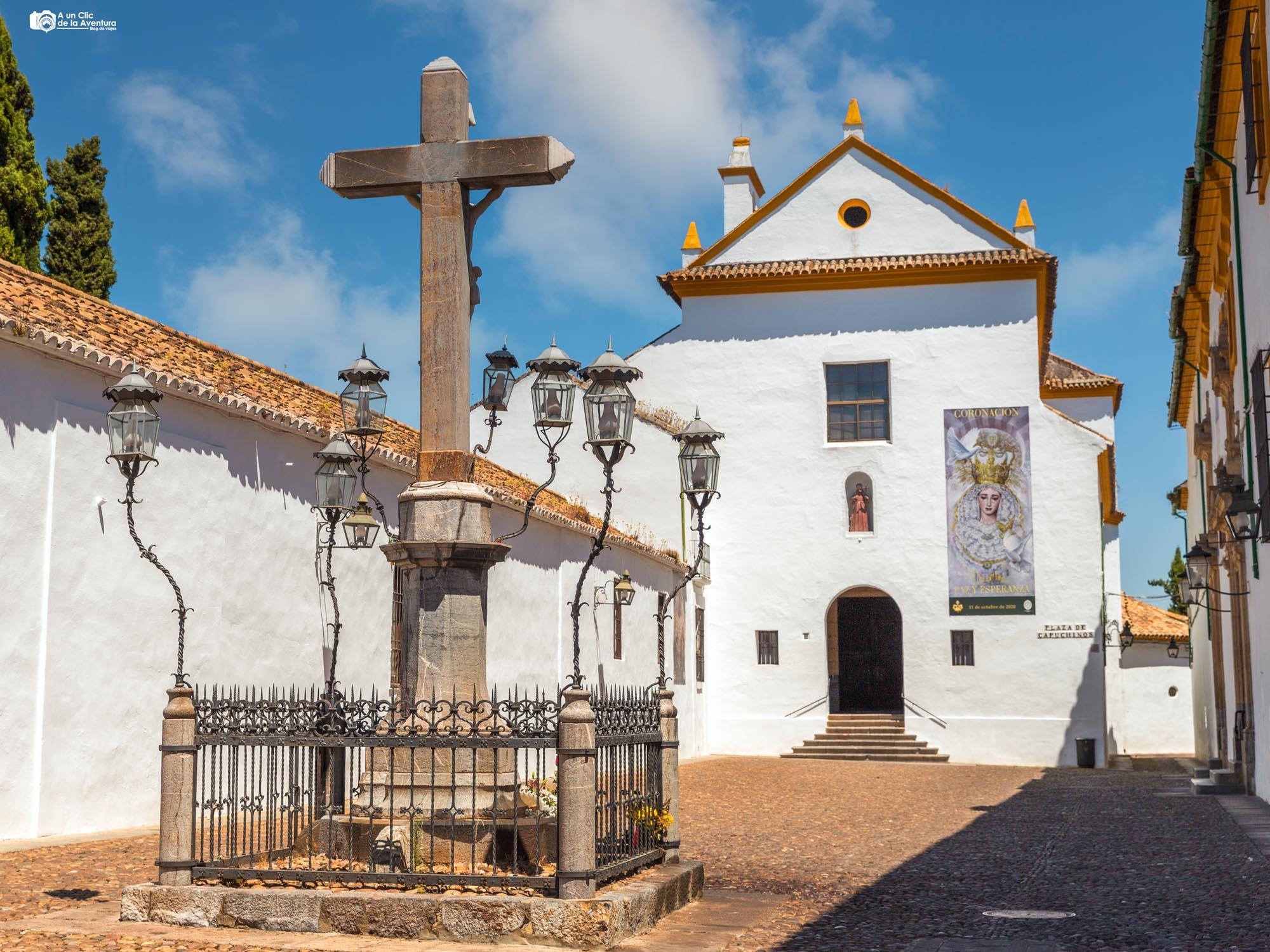 Cristo de los Faroles, Córdoba