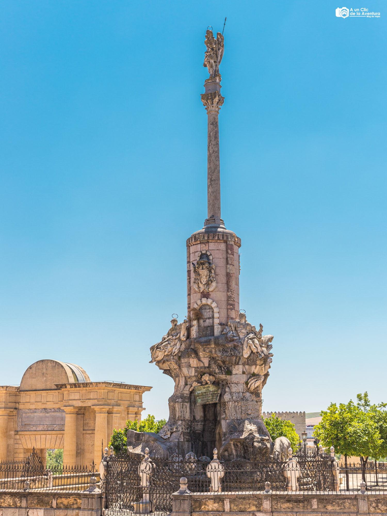 El Triunfo de San Rafael, Córdoba