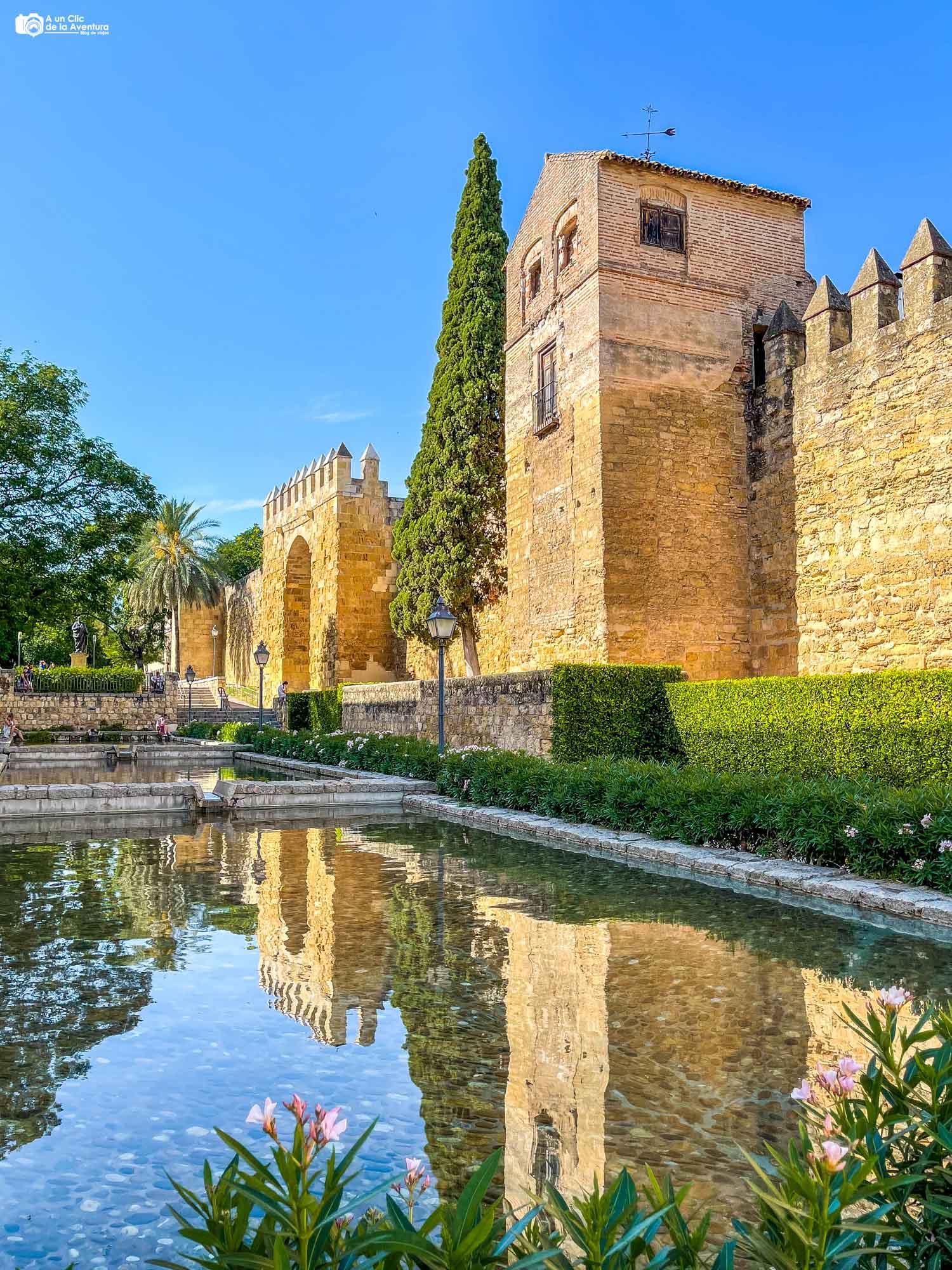 Murallas y Puerta de Almodóvar, Córdoba