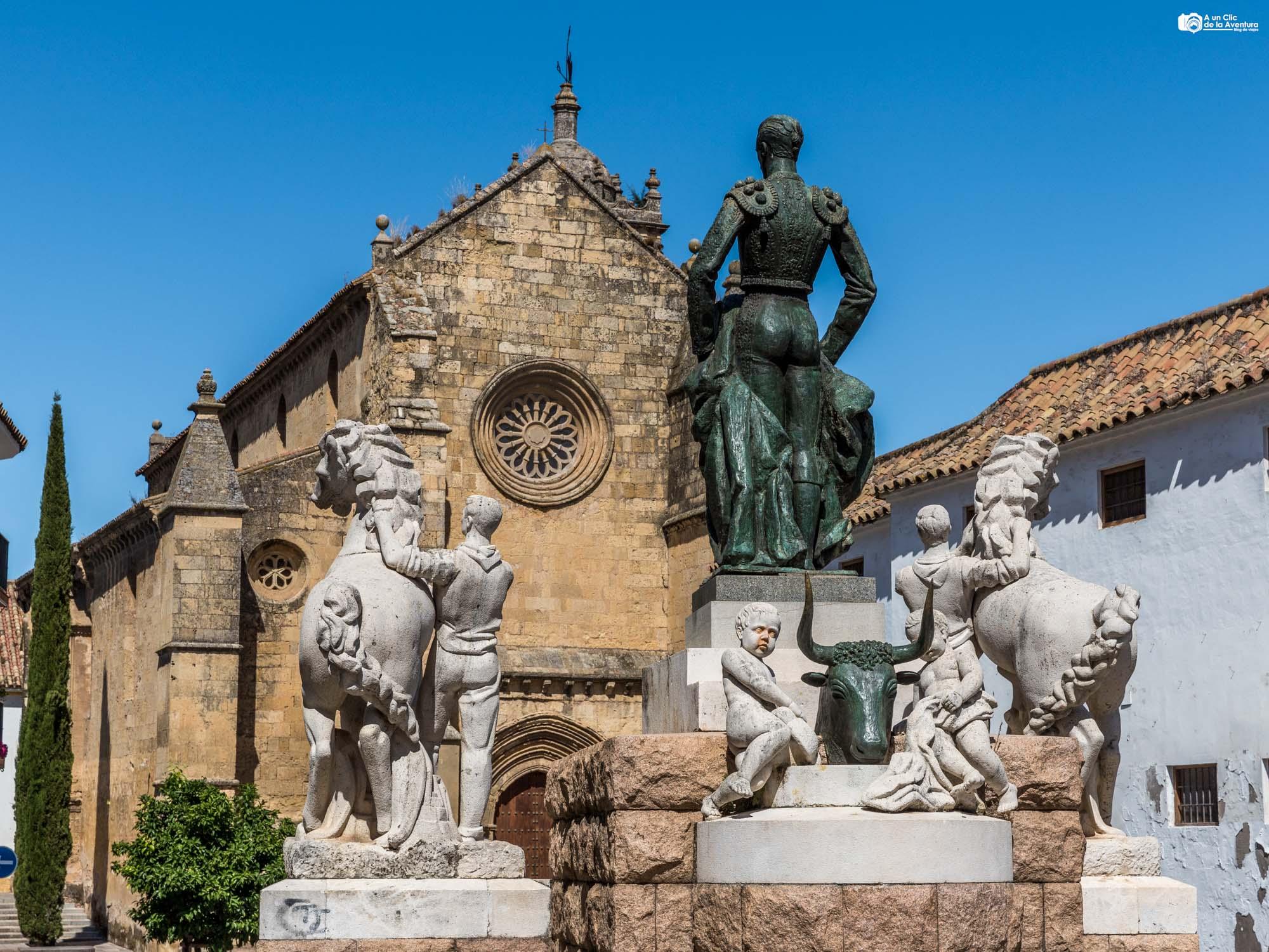 Plaza del Conde de Priego, Córdoba