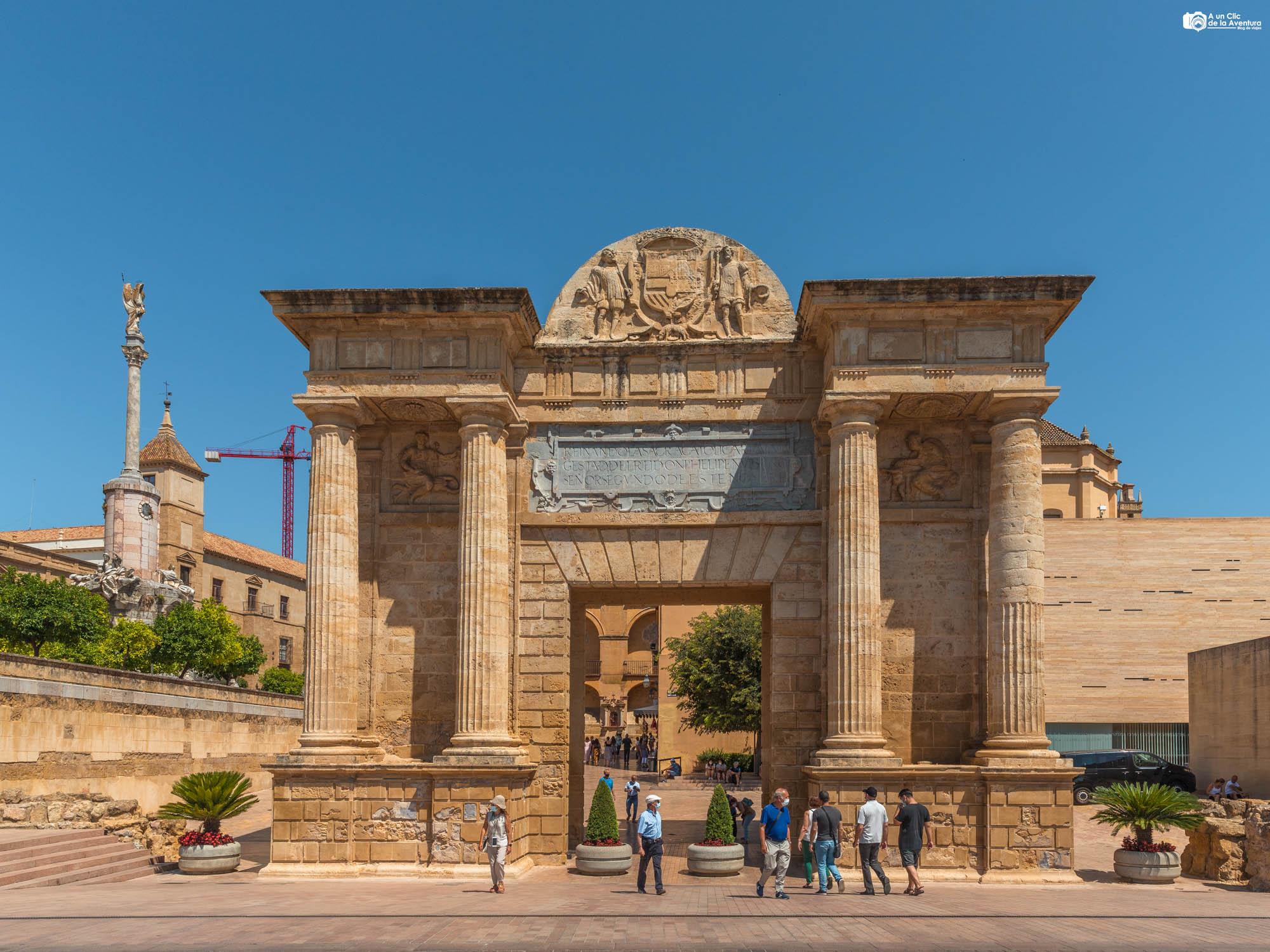 Puerta del Puente de Córdoba